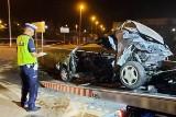 Tragedia w Świeciu. W wypadku zginęły dwie osoby, motocyklista i kierowca samochodu