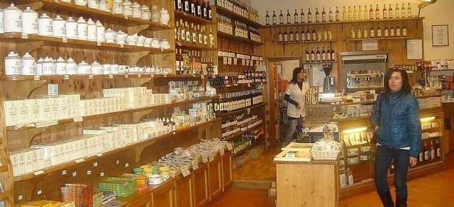 Warto wydać trochę euro, by kupić wyroby wytwarzane według receptur mnichów