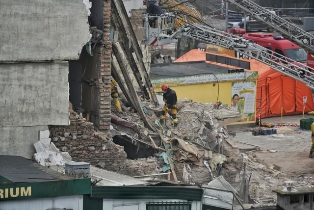 Do wybuchu na Dębcu doszło 4 marca