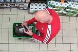 Kradzież w sklepie w Chełmży. Rozpoznajesz tego mężczyznę? Policja poszukuje świadków zdarzenia [zdjęcia]