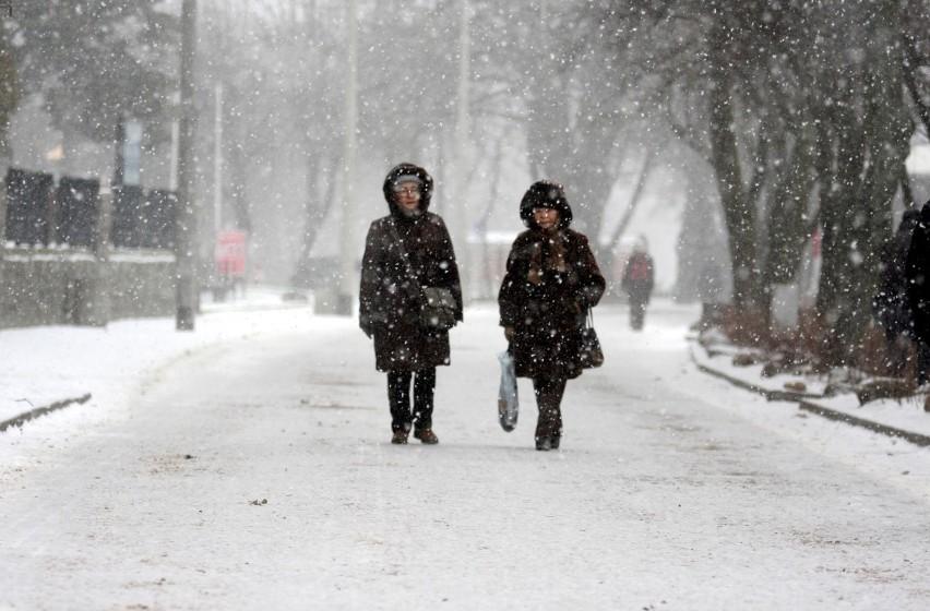Prognoza pogody na 21 stycznia