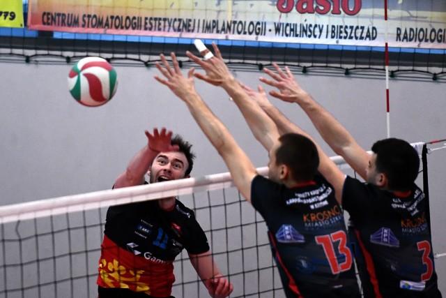 MOSiR Jasło u siebie zdołał tylko raz pokonać Karpaty Krosno, to za mało, by wywalczyć miejsce w barażach do 1 ligi.