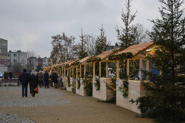 Podobnie jak w zeszłym roku na placu pod Skałkami staną świąteczne kramy z przysmakami i świątecznymi ozdobami.