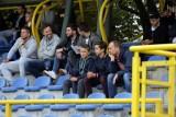 Centralna Liga Juniorów U-18: kibice na meczu w Zabierzowie Wisła Kraków - Legia Warszawa [ZDJĘCIA]