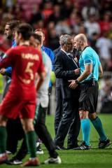 Euro 2020. Szymon Marciniak przepraszał Portugalczyków