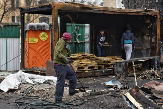 ZUOM spłonął, ale przyjaciele nie pozwolą, żeby zniknął. Na Polak Potrafi trwa zbiórka na odbudowę burgerowni na Kościelnej