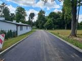 Ulica Pokrzywnickiego i Leśna w Sępólnie Krajeńskim wyremontowana, droga w Piasecznie będzie w wakacje [zdjęcia]