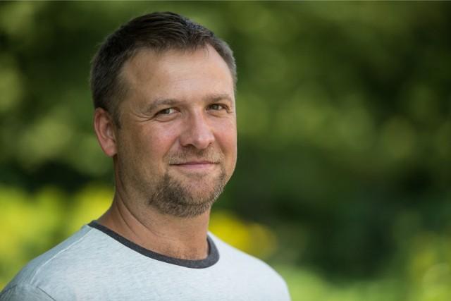 Kordian Wójs (trener juniorów Cracovii)