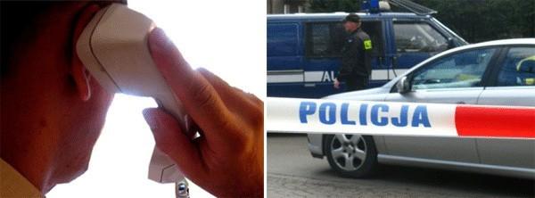 Zaraz po zgłoszeniu policja rozpoczęła przeszukiwanie ośrodka.