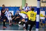Kompromitacja Handball Stali Mielec w pierwszej połowie i wysoka porażka z Gwardią Opole