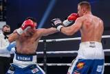 Kolejny udany zawodowy debiut lubelskiego pięściarza. Rafał Rzeźnik walczył na gali Rocky Boxing Night 7. Zobacz zdjęcia