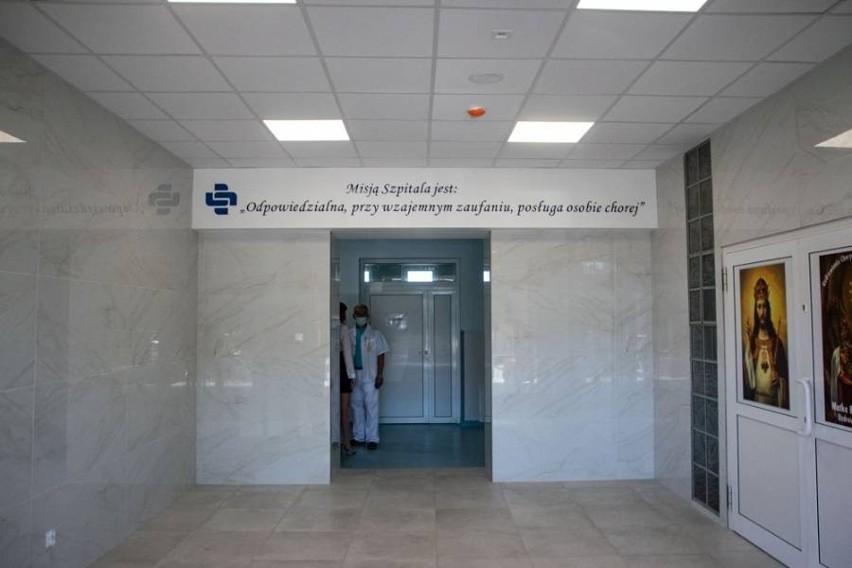 Szpital w Wysokiem Mazowieckiem. Kolejny oddział oddany po...