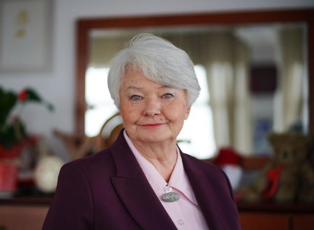 Krystyna Łybacka była twarzą polskiej lewicy. Zmarła rok temu.