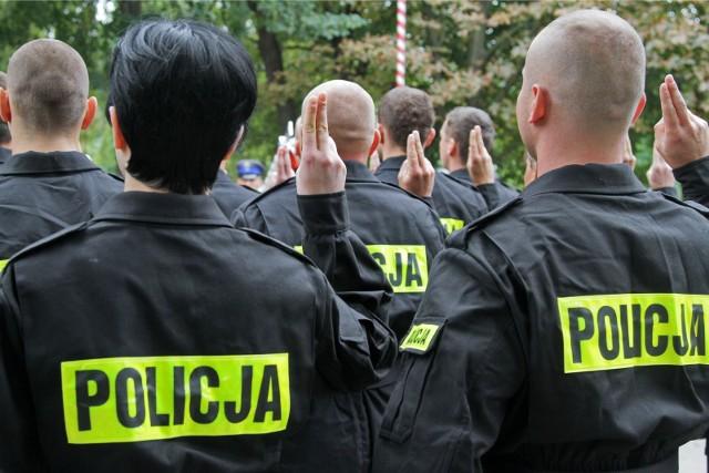 Trwa nabór do policji w Poznaniu. Jak zostać policjantem?