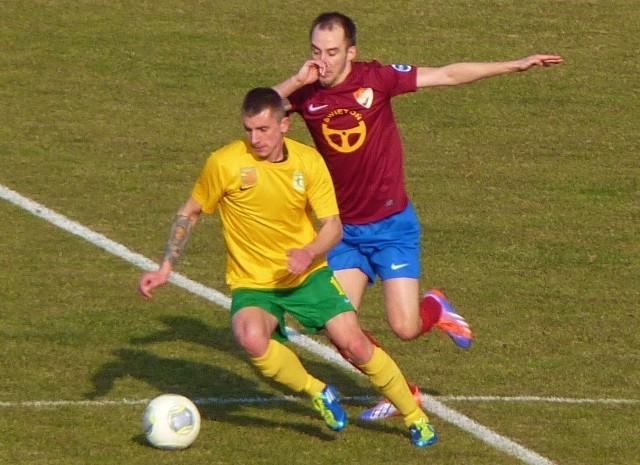 Zespoły walczące o punkty w Bałtyckiej trzeciej lidze rozegrają 23. kolejkę spotkań.