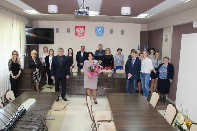 Burmistrz doceniono w kategorii działalności samorządowej i społecznej
