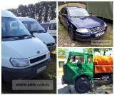 Agencja Mienia Wojskowego sprzedaje auta i sprzęt budowlany. Ciekawe egzemplarze w dobrej cenie (30.09.20210)