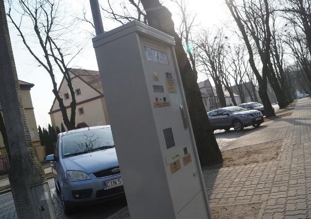 Czy parkomaty znikną z ulic centrum Inowrocławia?