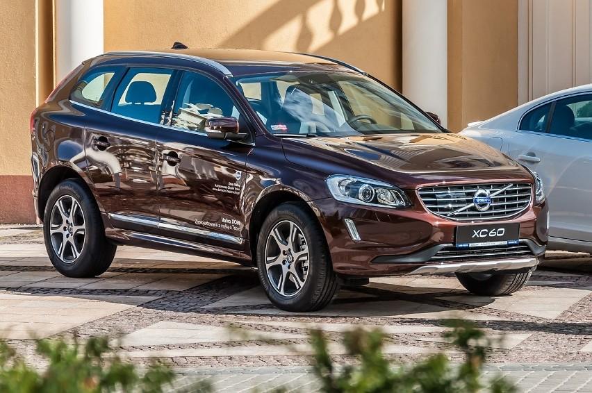VOLVO - 1 148 aut sprzedanych w marcu