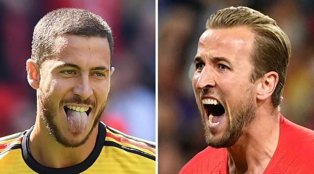 Belgia - Anglia LIVE! Na pocieszenie o tytuł trzeciej drużyny świata