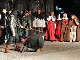 Kilkuset grudziądzan oglądało ścięcie Mikołaja z Ryńska [zdjęcia]