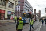Wrocław: Ruszył tramwaj na Krupniczej. Na razie pojechał na próbę (FILMY, ZDJĘCIA)