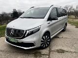 Mercedes EQV300. Test, wrażenia z jazdy, wady, zalety, ceny