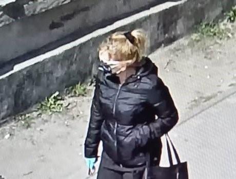 Kto widział tę kobietę? Policjanci z KPP w Nakle proszą o...