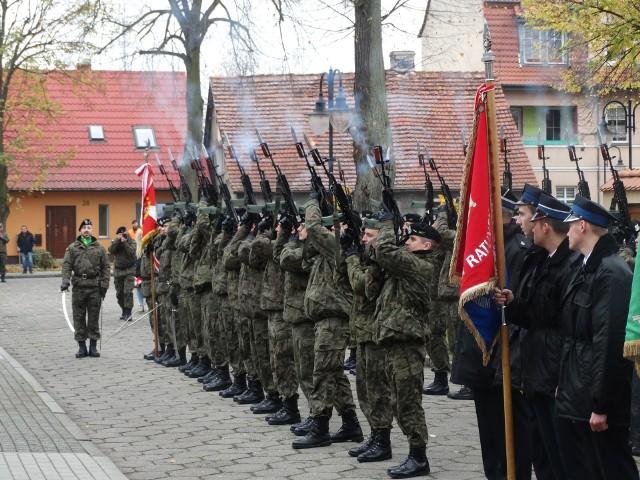 Patriotyczne wydarzenia, organizowane przez LO w Czerwieńsku