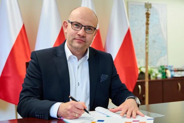 Artur Kosicki, marszałek województwa podlaskiego