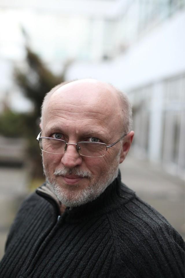 Redaktor naczelny Jerzy Sułowski