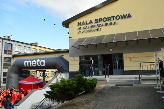 Placówka wsparcia dziennego będzie się mieściła w hali sportowej w Wiśniowej
