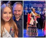 Oliwia Frankowska wicemiss Podlasia nastolatek. To córka byłego piłkarza Jagi Tomasza