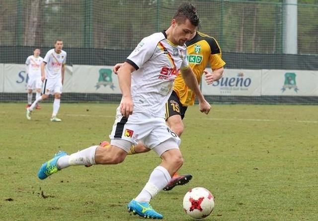 Jagiellonia Białystok przegrała z AEK Larnaka 0:1.