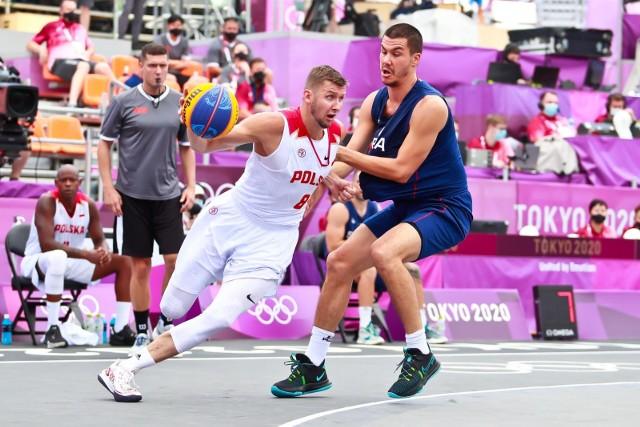 Polscy koszykarze pokonali Estonię w pierwszym meczu mistrzostw Europy