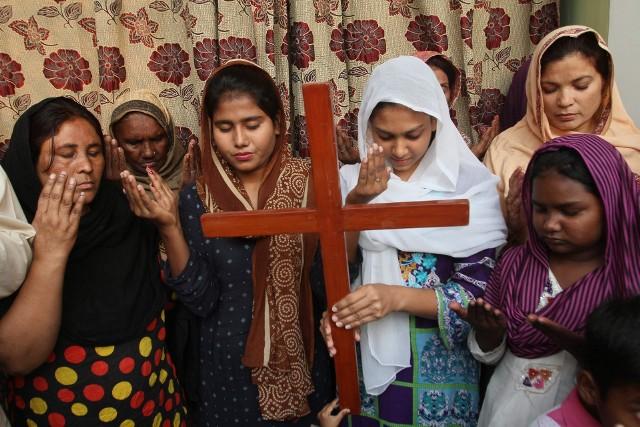 Katolicy w Pakistanie cieszyli się z wyroku uniewinniającego Asię Bibi 31 października 2018 roku