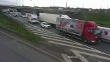 Gigantyczne korki na A4. Obwodnica Krakowa zatkana w obie strony