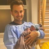 Arkadiusz Myrcha po raz trzeci został tatą. Pokazał zdjęcie małego Amadeusza