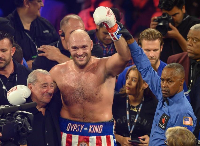 Fury najważniejszą walkę wygrał - z depresją. Teraz Wilder