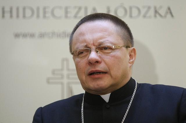 Arcybiskup Ryś zaprasza do debaty o Polsce w 100-lecie odzyskania niepodległości