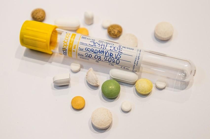 Tabletka na COVID-19? Firma Roche ogłasza, że będzie w...