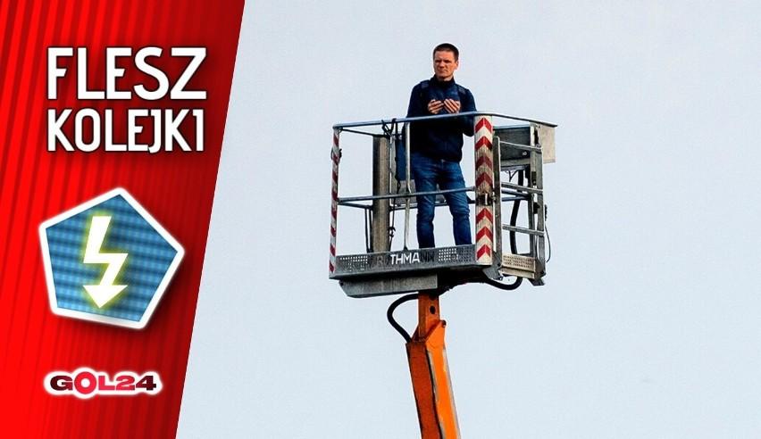 Flesz 29. kolejki PKO Ekstraklasy. W minionej serii gier...