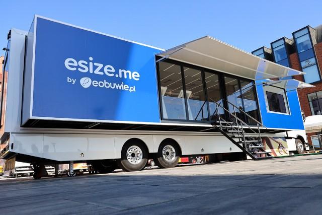 Foot Truck eobuwie.pl przejedzie do Zielonej Góry na Winobranie.