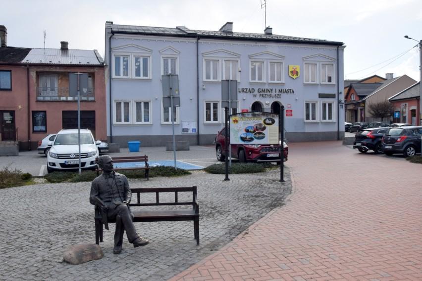 Pracownik Urzędu Gminy i Miasta w Przysusze zachorował na Covid 19, urząd pracuje normalnie, w rygorze sanitarnym.