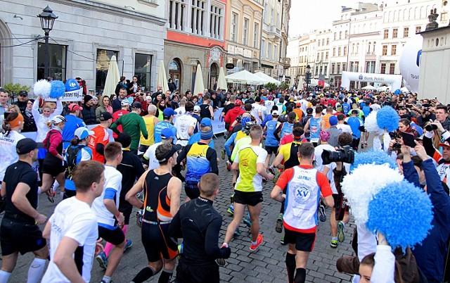 Cracovia Maraton 2015 już dziś! Sprawdź utrudnienia i objazdy [ZDJĘCIA]