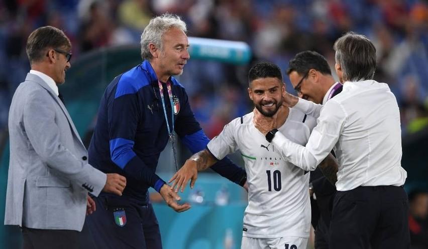 Włochy - Szwajcaria 16.06.2021 r. Italia nie do zatrzymania! Znowu strzeliła trzy gole. Wynik meczu, na żywo, RELACJA, SKŁADY DRUŻYN