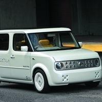 Tak wygląda elektryczne auto Nissan Denki Cube