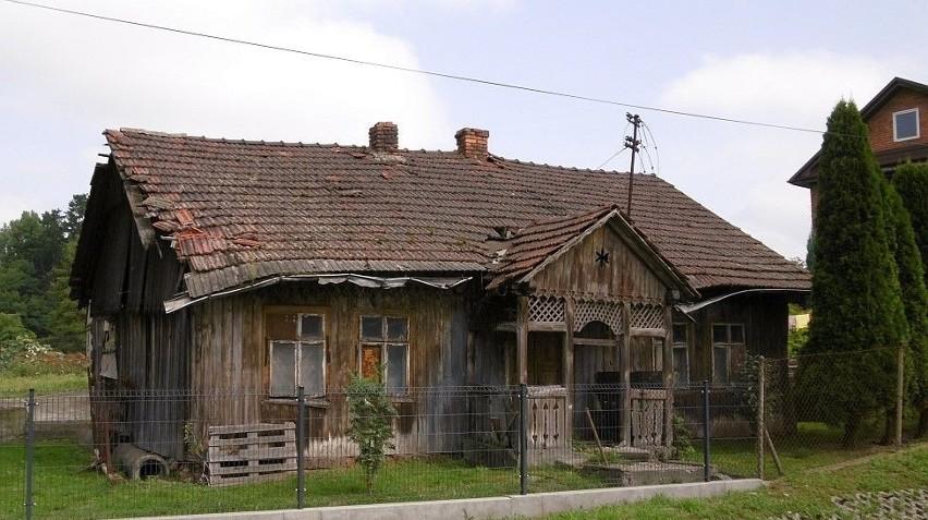 Krakowskie chałupy - dawna zabudowa uchwycona obiektywem i...