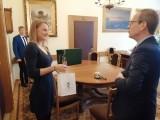 Patrycja Wyciszkiewicz-Zawadzka uhonorowana przez swoją uczelnię. Utytułowana sprinterka otrzymała list gratulacyjny od rektora UEP