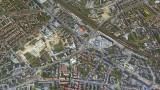 Gdańsk widziany z kosmosu! Zobaczcie, jak zmieniało się miasto. Niecodzienna perspektywa!